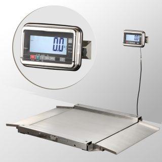 4D-LA.S-4-1000-AB весы низкопрофильные