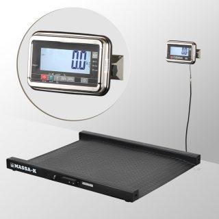4D-LM-2-1000-AB весы низкопрофильные