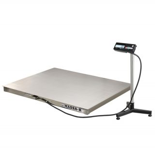4D-P.S-3-1000-A весы платформенные