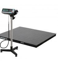 4D-PM-2-500-RP весы платформенные с печатью этикеток