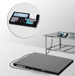 4D-PM-7-1000-RC весы платформенные с печатью чеков