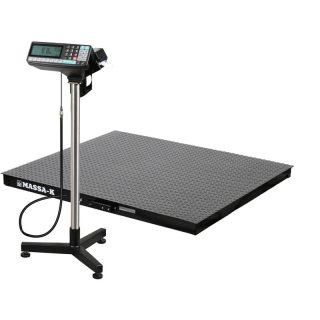 4D-PM-7-1000-RP весы платформенные с печатью этикеток
