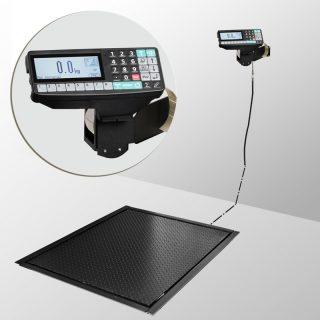 4D-PMF-2-1500-RP весы врезные с печатью этикеток