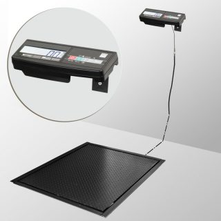 4D-PMF-3-3000-A весы врезные