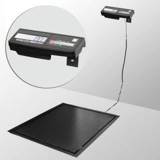 4D-PMF-7-2000-A весы врезные
