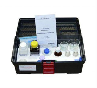 «Кремниевая кислота КВ» тест-комплект
