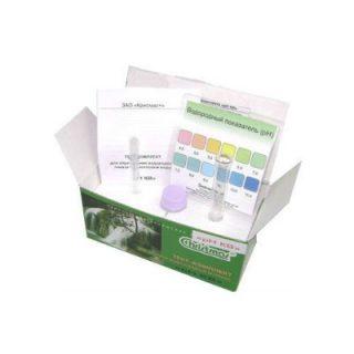 «pH КВ» тест-комплект