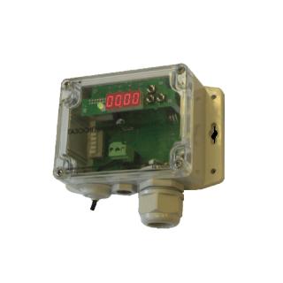 Дукат-СВ серии ИГС-98 газосигнализатор стационарный на диоксид углерода CO2 исполнение 011