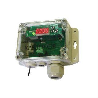 Клевер-СВ серии ИГС-98 газосигнализатор стационарный на кислород О2 исполнение 011