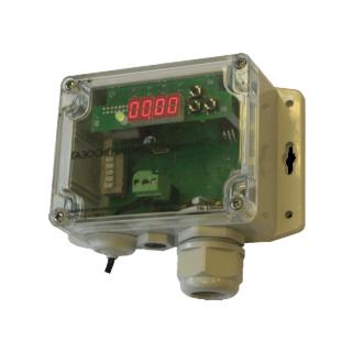 Сирень-СВ серии ИГС-98 газосигнализатор стационарный на сероводород Н2S исполнение 011