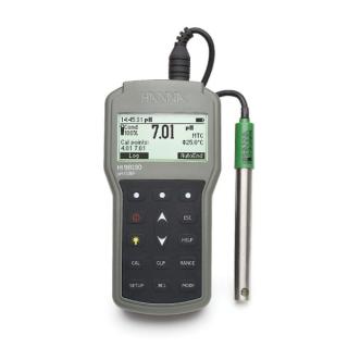 HI 98190 pH/ОВП/термометр влагозащищенный портативный