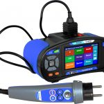 MI 3152H EurotestXC 2,5 кВ измеритель параметров безопасности электроустановок