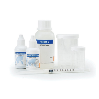 HI 3811 тест-набор на щелочность