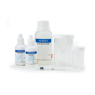HI 3812 тест-набор на жесткость, 0-30/300 мг/л, 100 тестов