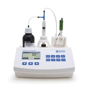 HI 84500 минититратор для измерения диоксида серы для вина