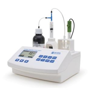 HI84502 мини титратор для измерения титруемой кислотности в вине