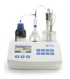 HI84529 минититратор для определения титруемой кислотности и рН в молочных продуктах