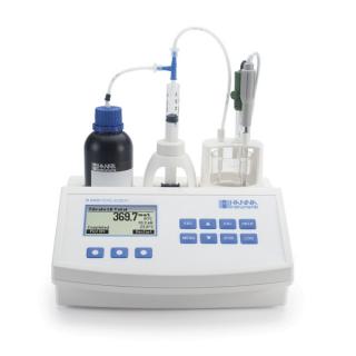 HI84530 мини титратор для измерения титруемой кислотности в воде