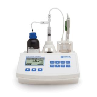 HI84531-02 титратор для определения щелочности воды