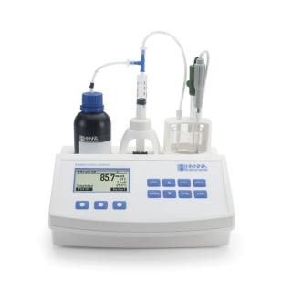 HI84533 минититратор для измерения формольного числа и рН в вине и фруктовых соках