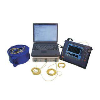 Рабочий эталон единиц длины и ослабления в световоде (рефлектометр оптический)