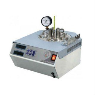 ТОС-ЛАБ-02к аппарат для определения смол выпариванием струей воздуха в комплекте с компрессором