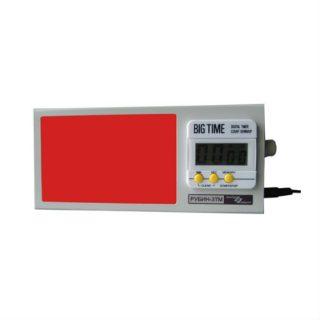 Рубин-3ТМ фотофонарь красный с таймером
