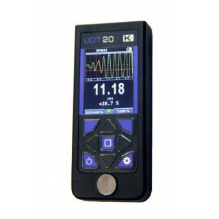 УДТ-20 толщиномер портативный ультразвуковой с А-сканом