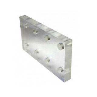 СО-91 образец для настройки акустических и импедансных дефектоскопов