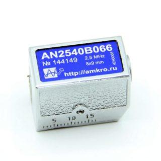 AN2540Bxx преобразователь наклонный совмещенный притертый