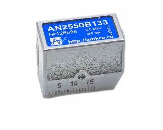 AN2550Bxx преобразователь наклонный совмещенный притертый