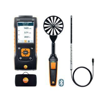testo 440 комплект для вентиляции 1 с Bluetooth
