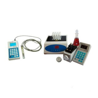 Эксперт-pH-ХПК-БПК комплекс для измерения pH, ХПК и БПК
