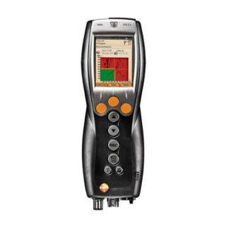 testo 330-2 LL анализатор дымовых газов с сенсорами Longlife и встроенной функцией обнуления газовых сенсоров и тяги