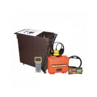 Атлет КАИ-1.1001 портативная электротехническая лаборатория для поиска повреждений кабеля акустическим и индукционным методом