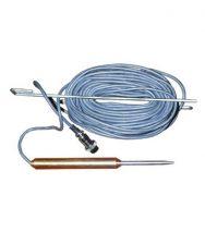 ЗПГТ8.3 зонд погружаемый для вязких нефтепродуктов, жидкостей (с длиной кабеля 3м)