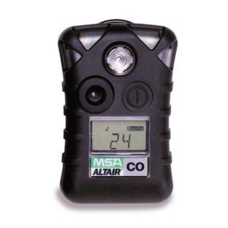 ALTAIR CO cигнализатор, пороги тревог: 17 ppm и 86 ppm (равно 20 и 100 мг/м3)
