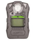 ALTAIR 2X SO₂ газоанализатор, пороги тревог: 1, 2, 1, 1 ppm