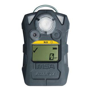 ALTAIR 2XT CO-H2/H2S газоанализатор, пороги тревог: CO-H2: 30 ppm и 200 ppm; H₂S: 5 ppm и 10 ppm, фосф. корпус
