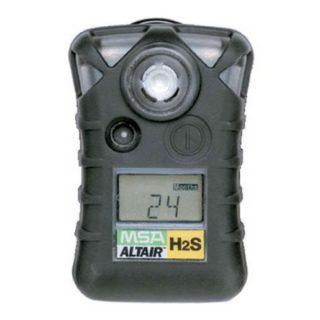 ALTAIR H2S сигнализатор, пороги тревог: 5 ppm и 10 ppm (равно 7 и 14 мг/м3)