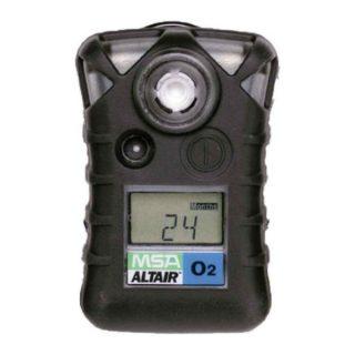 ALTAIR O2 cигнализатор, пороги тревог: 19,5% и 23,0%