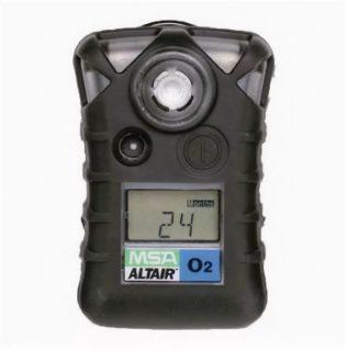 ALTAIR O2 cигнализатор, пороги тревог: 19,5% и 18,0%