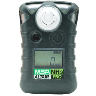 ALTAIR PRO NH3 газоанализатор, пороги тревог: 28 ppm и 56 ppm