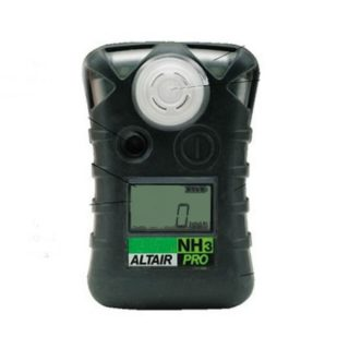 ALTAIR PRO NH3 газоанализатор, пороги тревог: 20 мг/м3 и 40 мг/м3