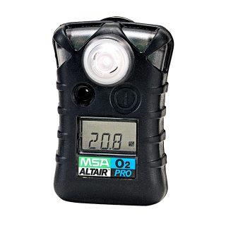 ALTAIR PRO O2 газоанализатор, пороги тревог: 19,5% и 23,0%