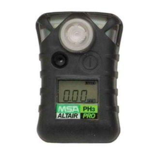 ALTAIR PRO PH3 газоанализатор, пороги тревог: 0,1 ppm и 0,2 ppm