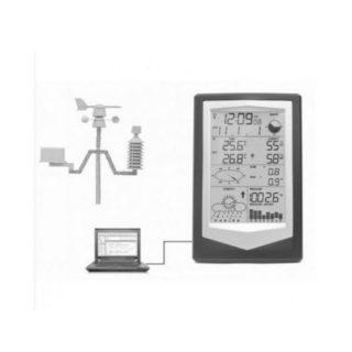 LASERTEX X40 метеостанция цифровая с выносными датчиками