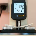PCE FM 50 N динамометр с новым набором функций и возможностей