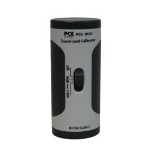 PCE-SC41 калибратор акустический второго класса