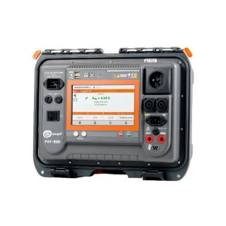 PAT-820 cистема контроля токов утечки и параметров безопасности электрических приборов